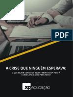 eBook Crise Que Ninguem Esperava