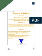 Guía para la realización de auditorías energéticas en edificios e instalaciones