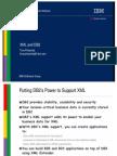 XML and DB2