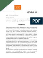 Actividad 3. Super Estructuras Textuales