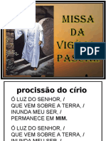 Missa da Vigília Pascal ano B