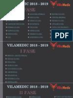 VILLAMEDIC 2018 - 2019
