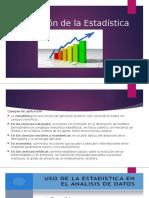 Aplicación de la Estadística.pptx