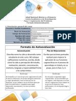 3- Formato de Autoevaluación (1)