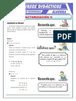 Factorización por Agrupación de Términos - Primero de Secundaria