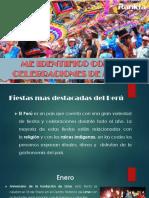 CELEBRACIONES PERUANAS