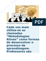Aprendizado e Metodologias Ativas.docx