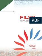 Catalogo Niveles - Filsa