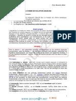 Cours - Chimie Application de loi d'action de masse - Bac Technique (2013-2014) Mr bouazizi jilani (2)
