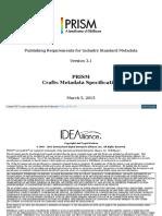 PRISM Crafts Metadata Specification.pdf