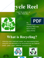 Recycle Reel