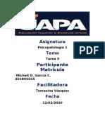 Tarea_3 y 4 Psicopatologia 1