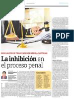 la+inhibición+en+el+proceso+penal_Enríquez