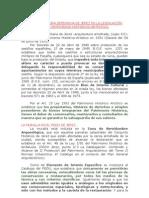 LA ARQUITECTURA DEFENSIVA DE JEREZ EN LA LEGISLACIÓN SOBRE PATRIMONIO HISTÓRICO-ARTÍSTICO