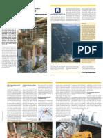 Putzmeister - Concreting of Kops II Power Station - Distribution Boom