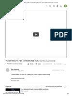 (8) TRANSFORMA TU VIDA EN 15 MINUTOS - Salto Cuántico experimental - YouTube