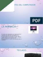 PARTES DEL COMPUITADOR