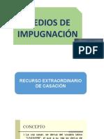 MEDIOS DE IMPUGNACIÓN VIII