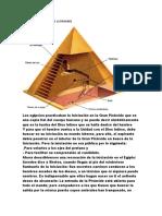 SIGNIFICADO ESOTERICO DE LA PIRAMIDE