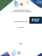 Protocolo de prácticas del laboratorio de Biología unad
