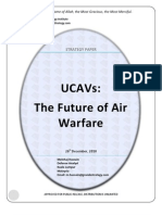 UCAV Future of Air Warfare Final Standard