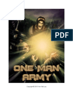 One Man Army