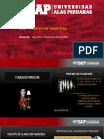 4.- PROCESO PLANEACION FINANCIERA