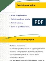 cardiotocographie