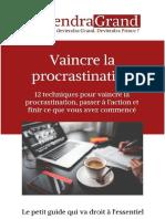 Cadeau-Productivité-Vaincre-la-procrastination