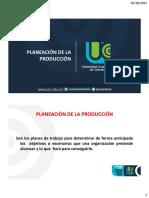PLANEACION DE LA PRODUCCION 1