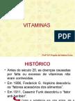 Biologia PPT - Vitaminas II