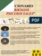 Diccionario riesgos psicosociales