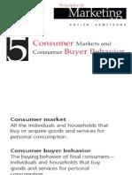 Marketing-Kotler&Amstrong-Chp-5