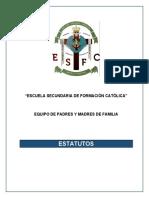 Estatutos Equipo de Padres ESFC ULTIMO (1)