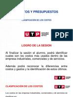 SO3.s1 -CLASIFICACIÓN DE LOS COSTOS