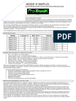 Controleurs Protronik v 1.3 Avec Carte