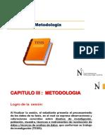 Sesión 13 Métodos e instrumentos de análisis de datos
