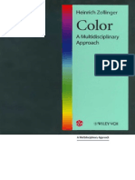 Color - A Multidisciplinary Approach