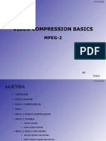 Video Compression Basics