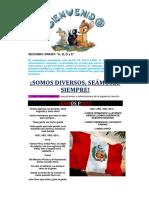SESIÓN 05-LEE LOS VALORES PERUANOS-Dibujo.