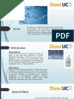 Agua-azúcar y métodos panificación