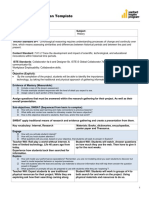 inquiry based lesson plan template revised