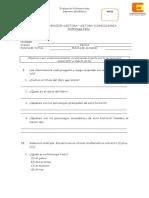 EVALUACION DIFERENCIADA 5 lectura domiciliaria principe bn