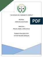 TAREA DE SOCIEDAD EN COMANDITA SIMPLE.docx
