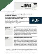 Inmunomoduladores como terapia adyuvante en la enfermedad infecciosa.pdf