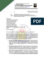 Circular  Nº 002 UNEF-RECTOR