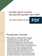 2 Konsep dasar asuhan berspesifik gender dan HAM.pptx