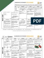 CALENDARIO DE ACTIVIDADES TERCER GRADO.pdf