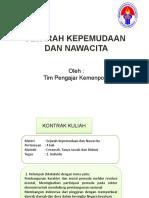 Sejarah Kepemudaan dan  Nawacita.revisi II.pptx