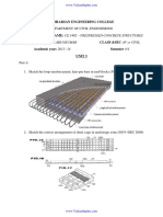 PreStressed concrete structures Unit 3 with ANS.pdf